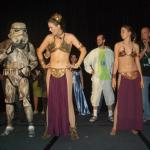 Even troopers belly dance