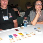 Playing Coloretto