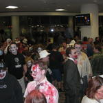 The zombie crowd grows