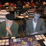 Zombie hunter & zombie play Pandemic