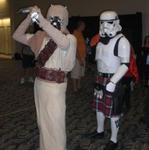 Tusken Raiders love Stormtroopers in kilts