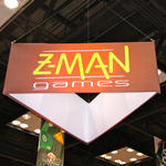 Z-Man Games Booth