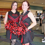 Sith cheerleaders