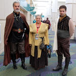Count Dooku, Jedi and ?