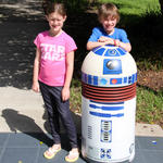 R2 traffic barrier