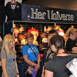 Ashley Eckstein and Her Universe