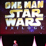 One Man Star Wars Trilogy