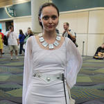 Does this Leia look like Christina Ricci or what?