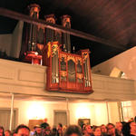 The organ that accompanied the story