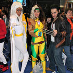 Storm, Rogue & Wolverine