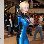 Marie-Claude Bourbonnais as Invisible Woman