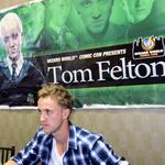 Tom Felton, Draco in the Harry Potter movies