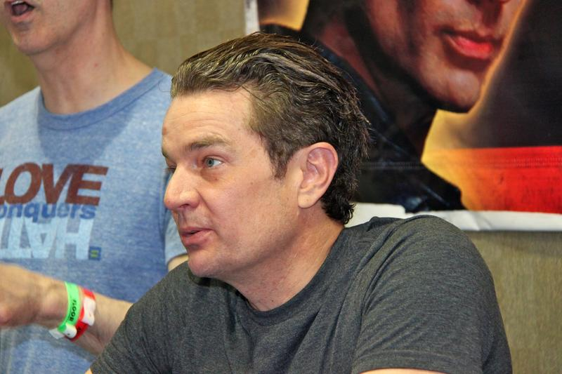 James Marsters, Spike from Buffy the Vampire Slayer